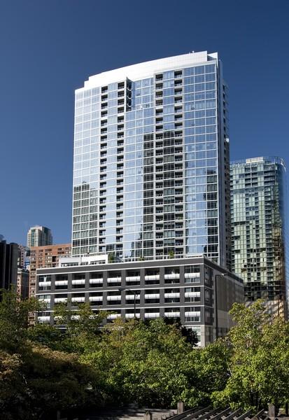Real Estate Photography - 240 E Illinois, Unit 1804, Chicago, IL, 60611 -