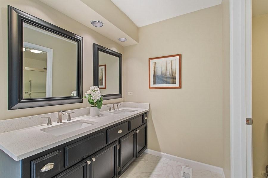 Real Estate Photography - 726 Lorraine, Highland Park, IL, 60035 - Master Bathroom
