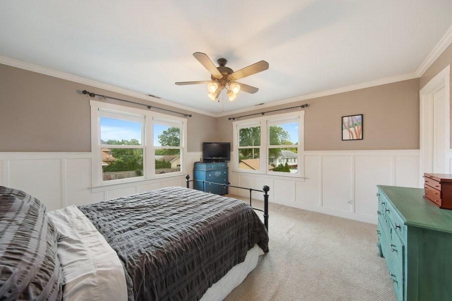 Real Estate Photography - 391 Shenshone, Riverside, IL, 60546 - Master Bedroom