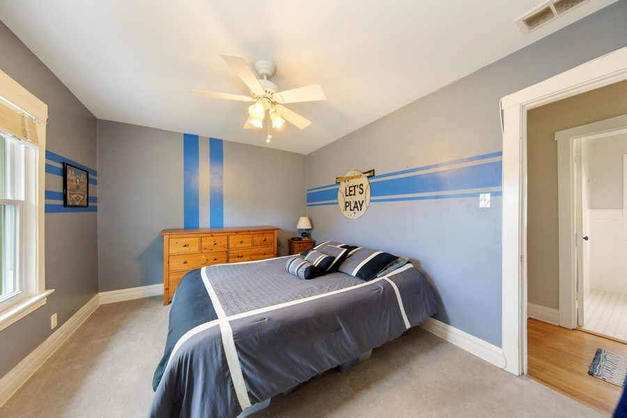 Real Estate Photography - 391 Shenshone, Riverside, IL, 60546 - 2nd Bedroom