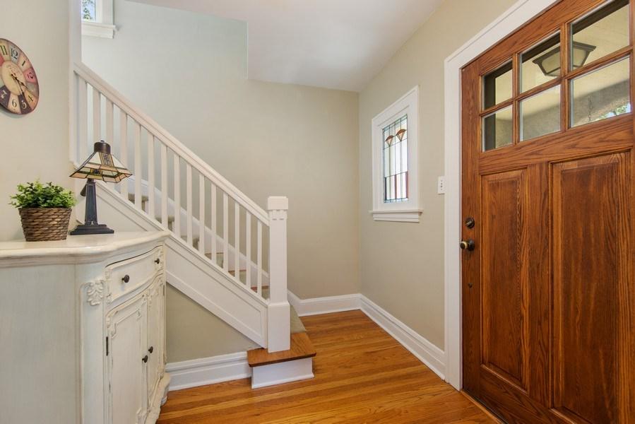 Real Estate Photography - 391 Shenshone, Riverside, IL, 60546 - Foyer