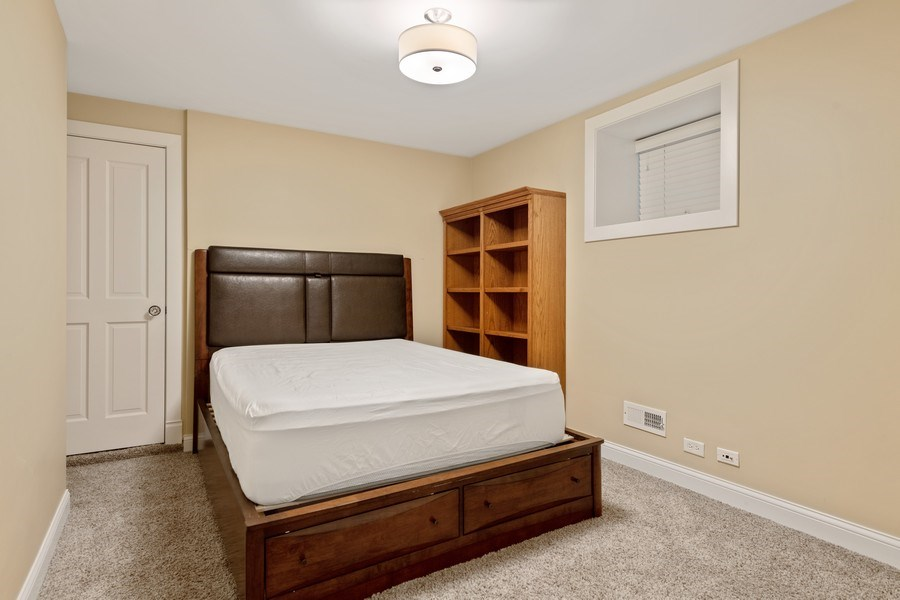 Real Estate Photography - 3702 N Bell, Chicago, IL, 60618 - 4th Bedroom
