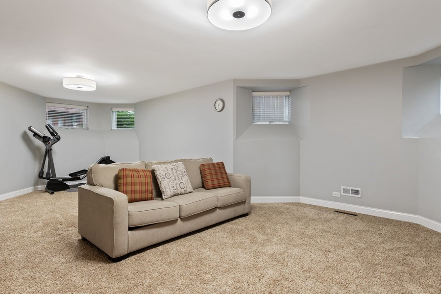 Real Estate Photography - 3702 N Bell, Chicago, IL, 60618 - Lower Level