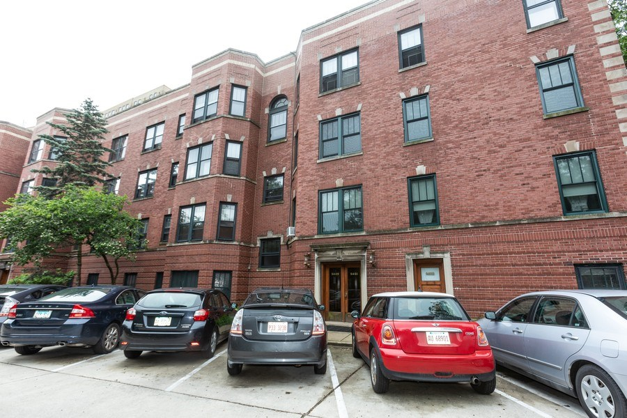 Real Estate Photography - 5449 S East View Park, Unit 1, Chicago, IL, 60615 - Front View
