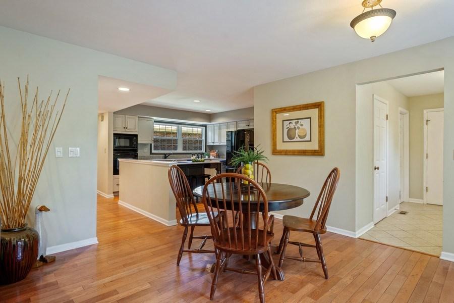 Real Estate Photography - 23443 Mallard Court, Deer Park, IL, 60010 - Breakfast Room