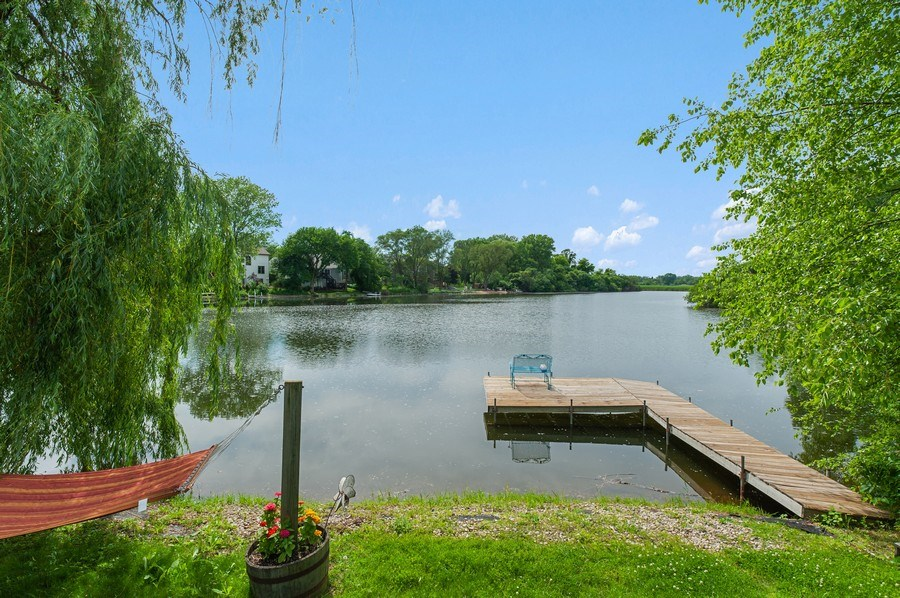 Real Estate Photography - 1140 Hillside Ave, Antioch, IL, 60002 - Lake View