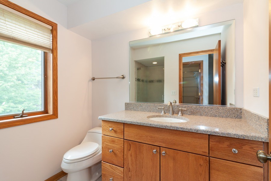 Real Estate Photography - 236 N. Hickory, Bartlett, IL, 60103 - Master Bathroom