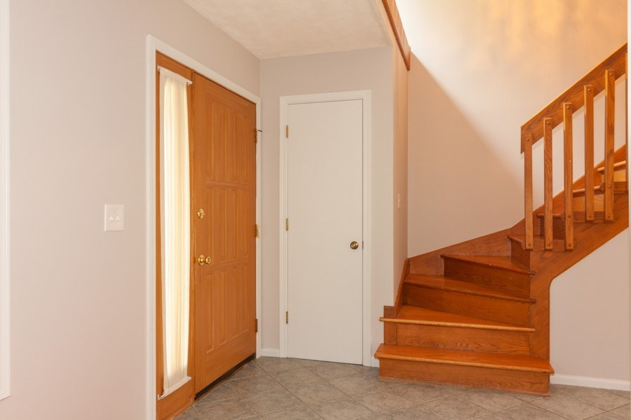 Real Estate Photography - 236 N. Hickory, Bartlett, IL, 60103 - Foyer