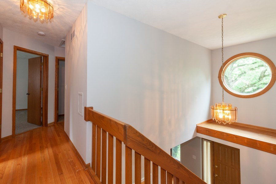 Real Estate Photography - 236 N. Hickory, Bartlett, IL, 60103 - Hallway