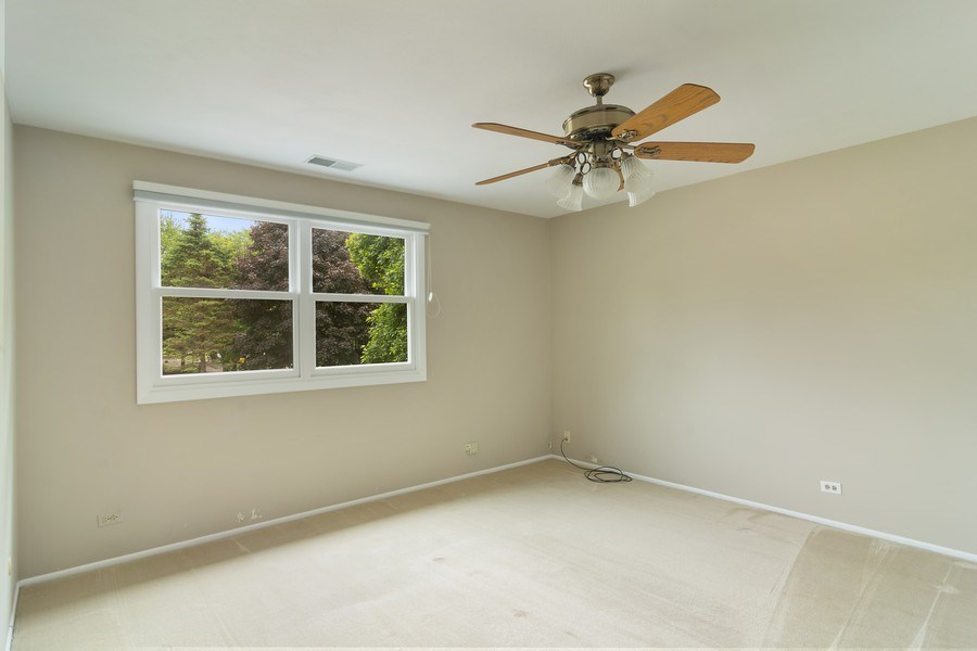 Real Estate Photography - 990 Commonwealth Ct, Barrington, IL, 60010 - 2nd Bedroom