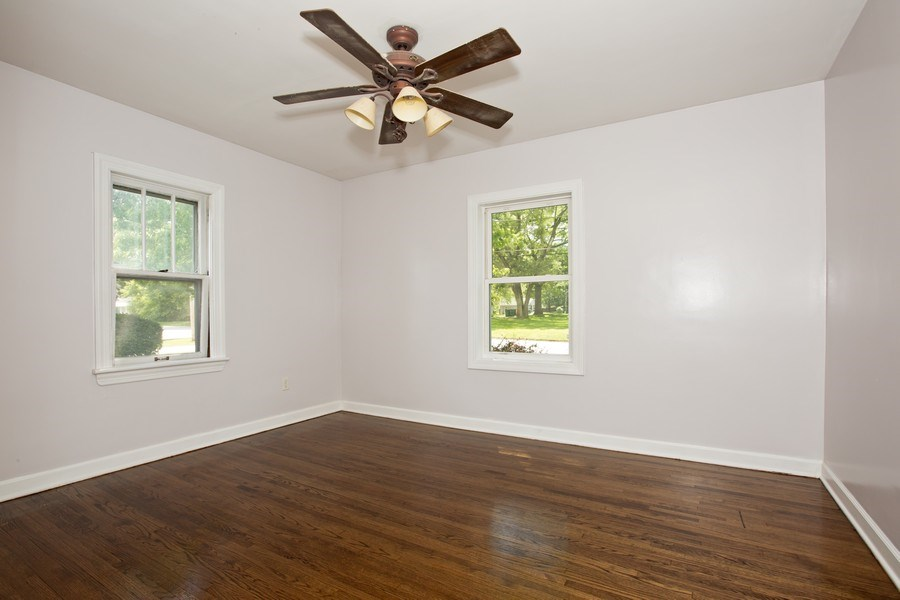 Real Estate Photography - 317 Shakespeare St, Wilmington, IL, 60481 - 2nd Bedroom