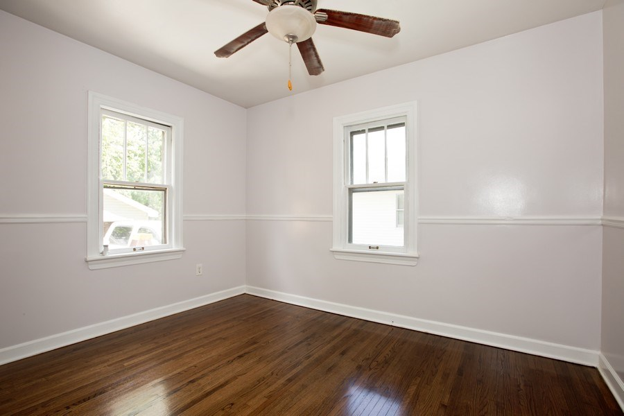 Real Estate Photography - 317 Shakespeare St, Wilmington, IL, 60481 - Bedroom