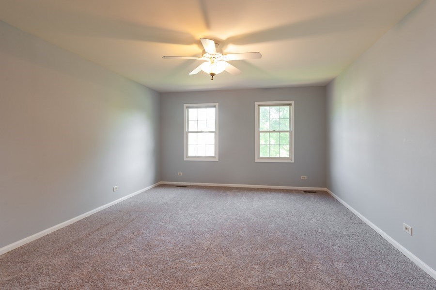 Real Estate Photography - 711 Wood Creek Court, Island Lake, IL, 60042 - Master Bedroom 2nd Level