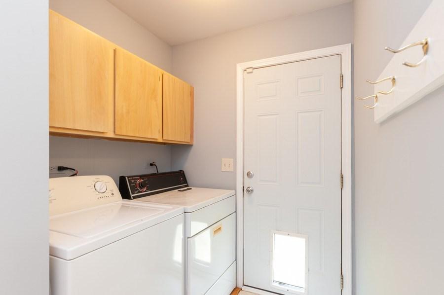 Real Estate Photography - 711 Wood Creek Court, Island Lake, IL, 60042 - Laundry Main Level