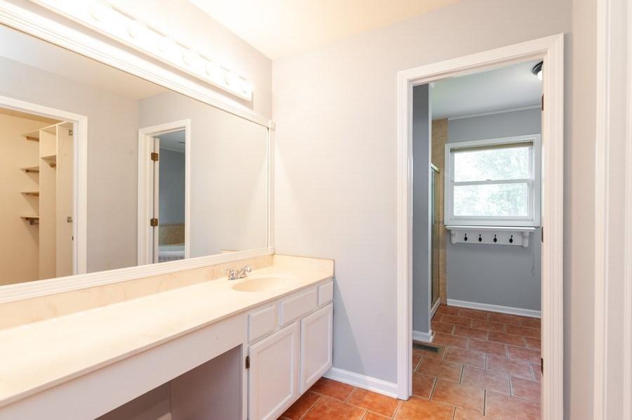 Real Estate Photography - 711 Wood Creek Court, Island Lake, IL, 60042 - Master Bath