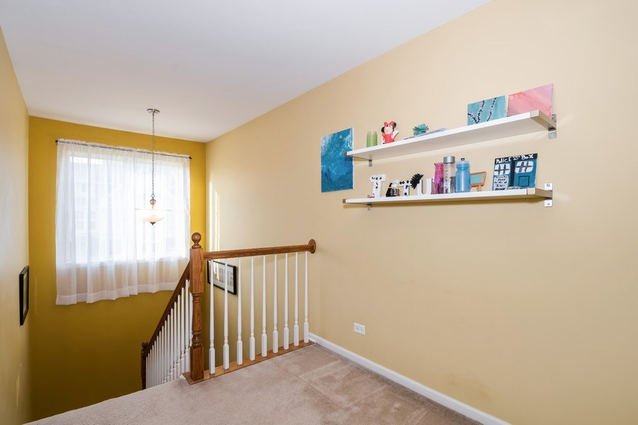 Real Estate Photography - 192 Sype Dr #192, Carol Stream, IL, 60188 - Loft
