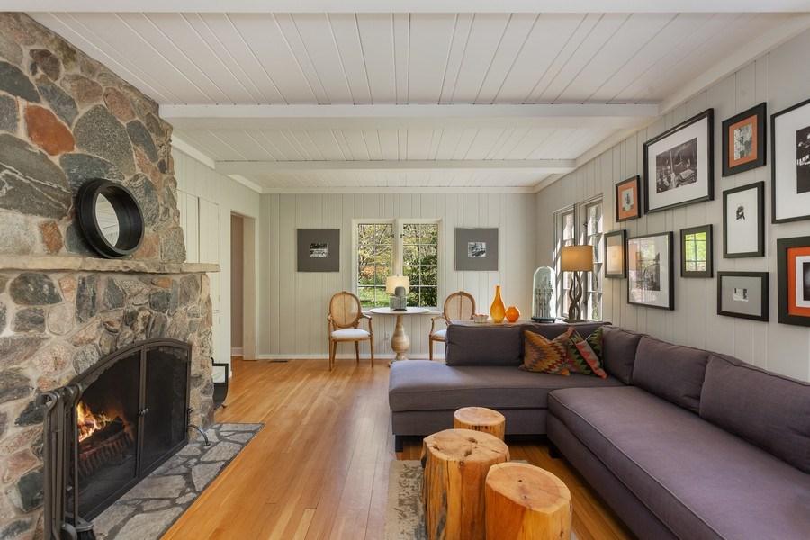 Real Estate Photography - 13278 Prairie Rd, Harbert, MI, 49128 - Living Room