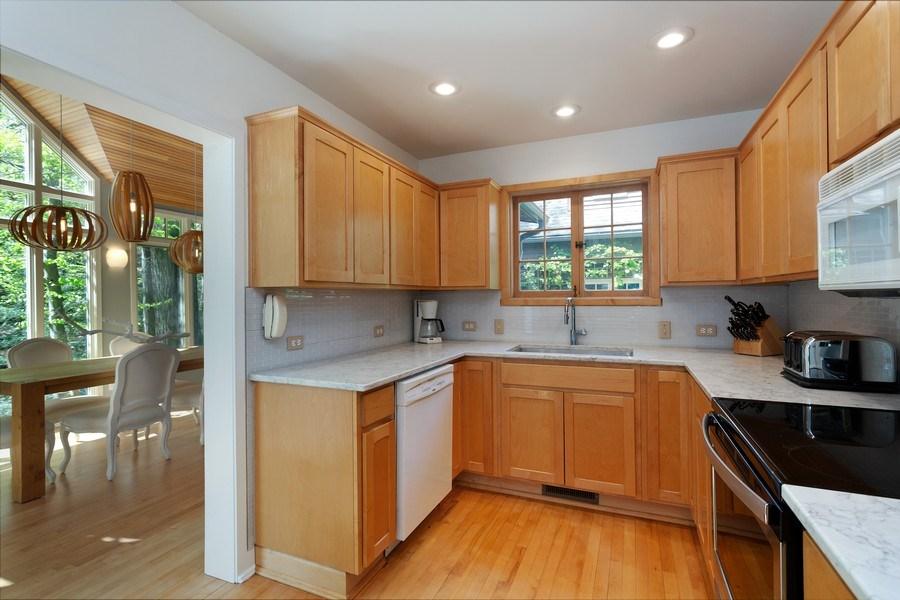 Real Estate Photography - 13278 Prairie Rd, Harbert, MI, 49128 - Kitchen