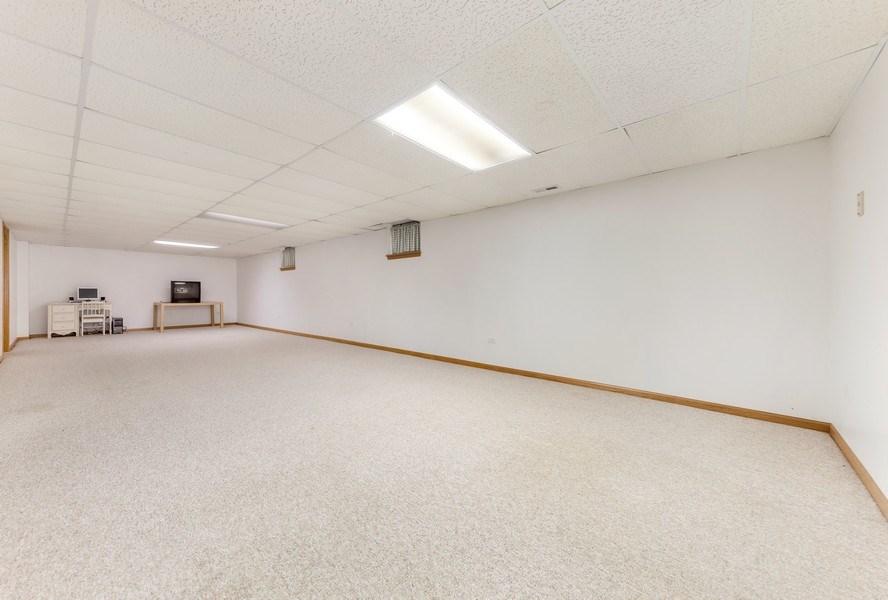 Real Estate Photography - 21323 W Redwood Dr, Plainfield, IL, 60544 - Basement