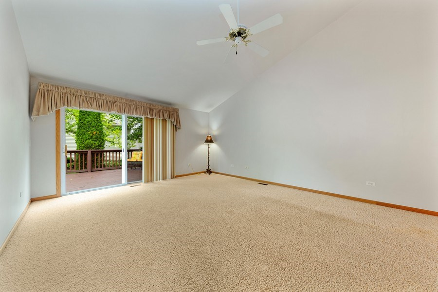 Real Estate Photography - 21323 W Redwood Dr, Plainfield, IL, 60544 - Family Room