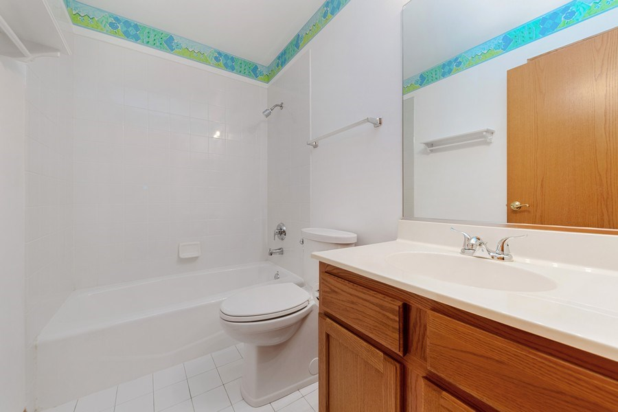Real Estate Photography - 21323 W Redwood Dr, Plainfield, IL, 60544 - Bathroom