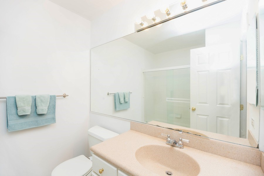 Real Estate Photography - 4555 Concord Ln, Northbrook, IL, 60062 - Bathroom