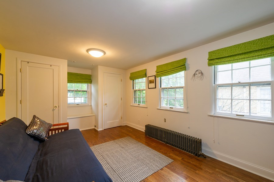 Real Estate Photography - 2341 Lincolnwood, Evanston, IL, 60201 - 2nd Bedroom