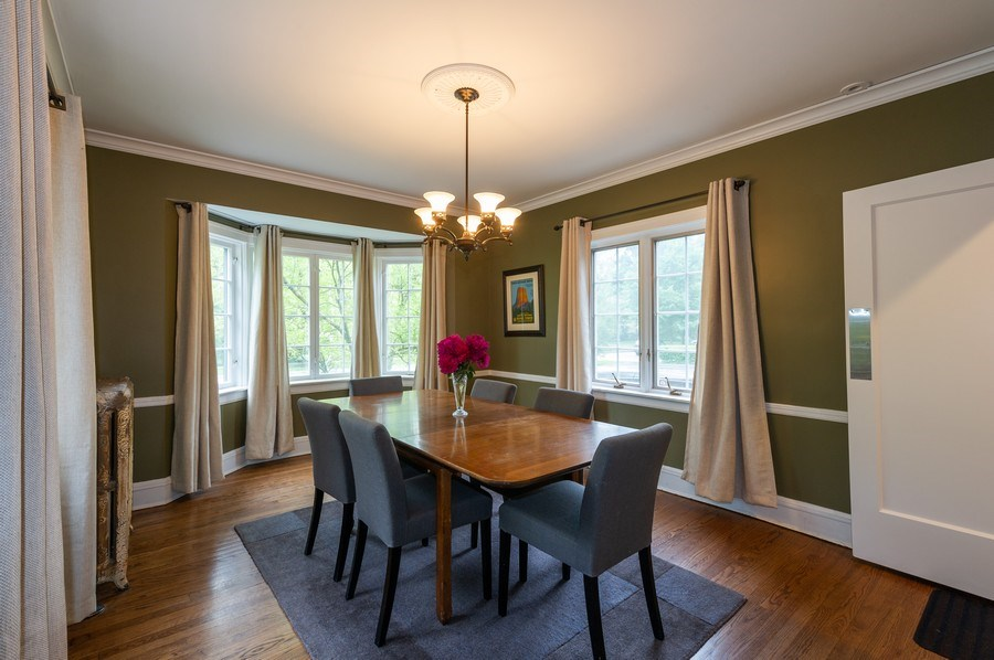 Real Estate Photography - 2341 Lincolnwood, Evanston, IL, 60201 - Dining Room