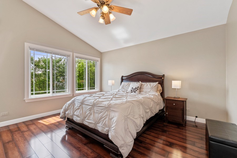 Real Estate Photography - 331 Sundance Drive, Bartlett, IL, 60103 - Master Bedroom