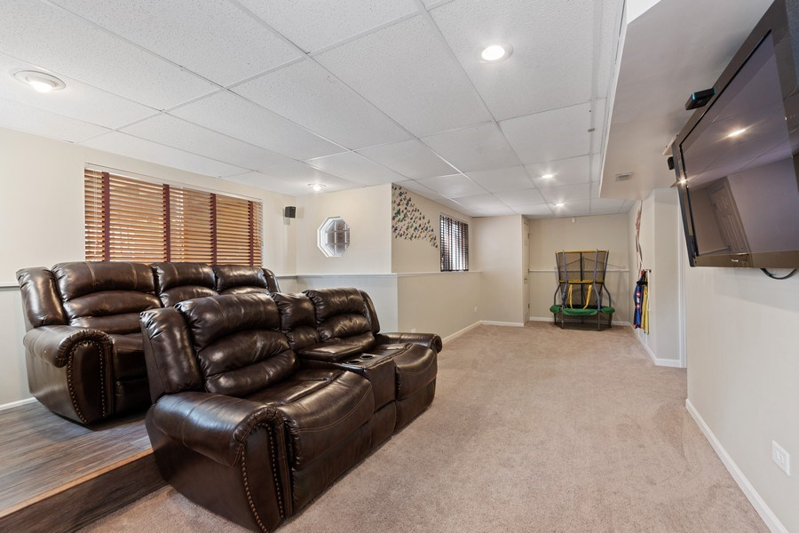 Real Estate Photography - 331 Sundance Drive, Bartlett, IL, 60103 - Basement