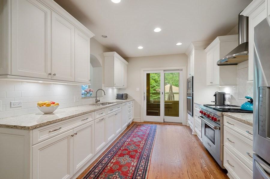 Real Estate Photography - 2417 Thayer Street, Evanston, IL, 60201 - Kitchen