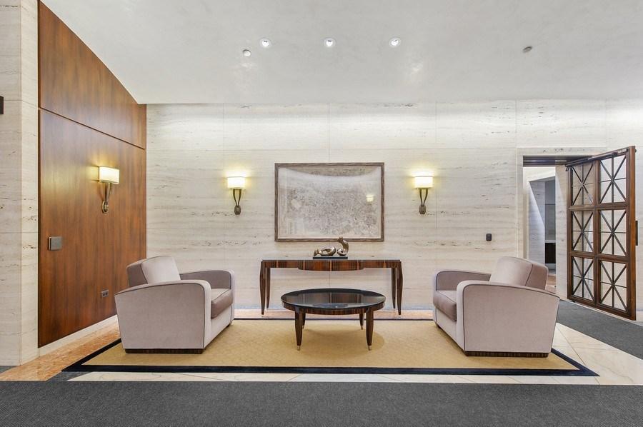 Real Estate Photography - 180 E. Pearson, #3606, Chicago, IL, 60611 - Lobby