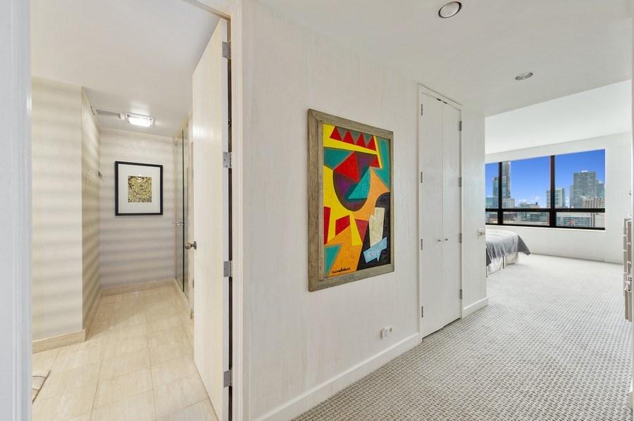 Real Estate Photography - 180 E. Pearson, #3606, Chicago, IL, 60611 - Master Suite