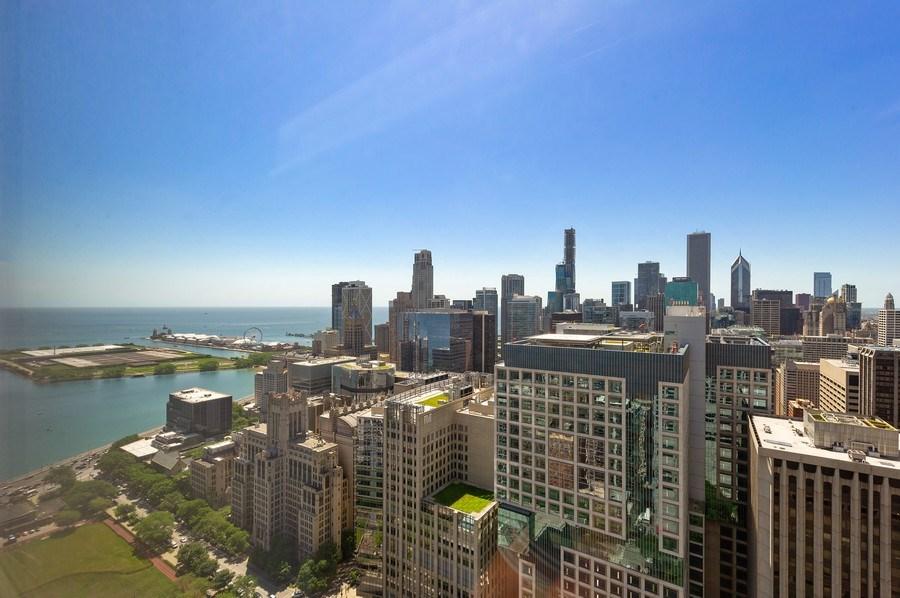 Real Estate Photography - 180 E. Pearson, #3606, Chicago, IL, 60611 - View