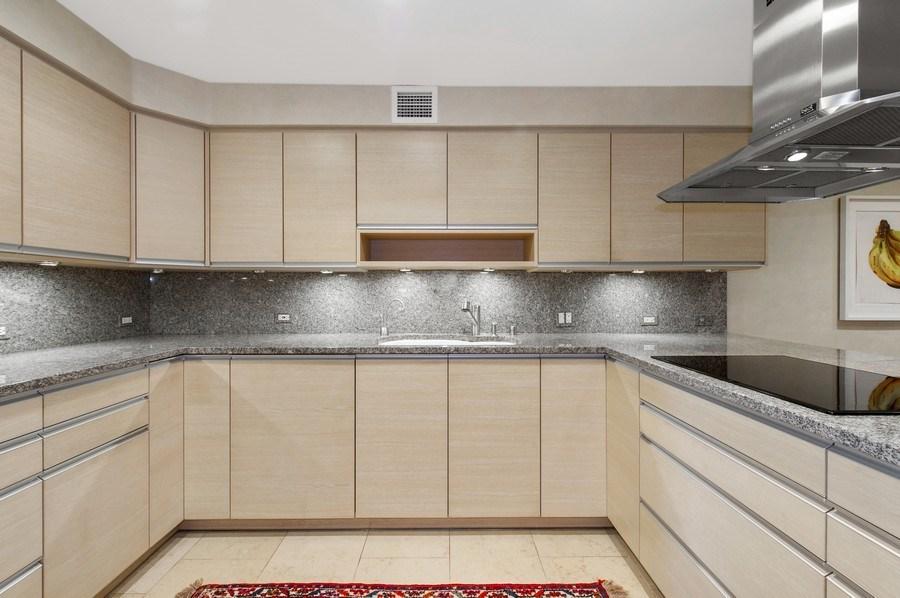 Real Estate Photography - 180 E. Pearson, #3606, Chicago, IL, 60611 - Kitchen