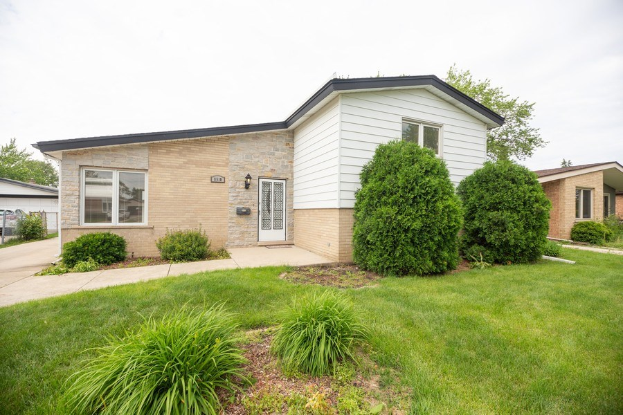 Real Estate Photography - 8510 W. Madison Dr., Niles, IL, 60714 - Front View