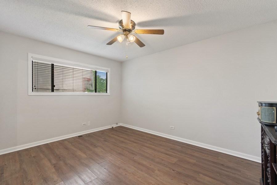 Real Estate Photography - 3120 Fox Hill Road, Aurora, IL, 60504 - Master Bedroom