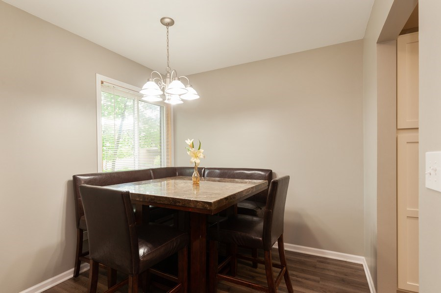 Real Estate Photography - 891 Catherine Ct, Grayslake, IL, 60030 - Breakfast Area