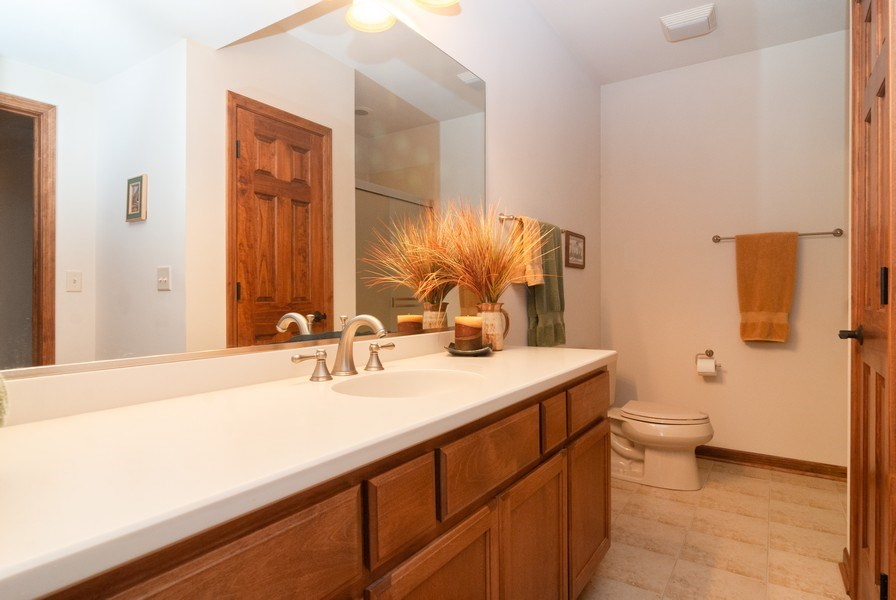 Real Estate Photography - 00N678 King Drive, Geneva, IL, 60134 - Full Bathroom on 1st Floor
