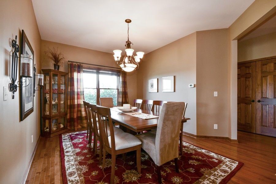 Real Estate Photography - 00N678 King Drive, Geneva, IL, 60134 - Dining Room