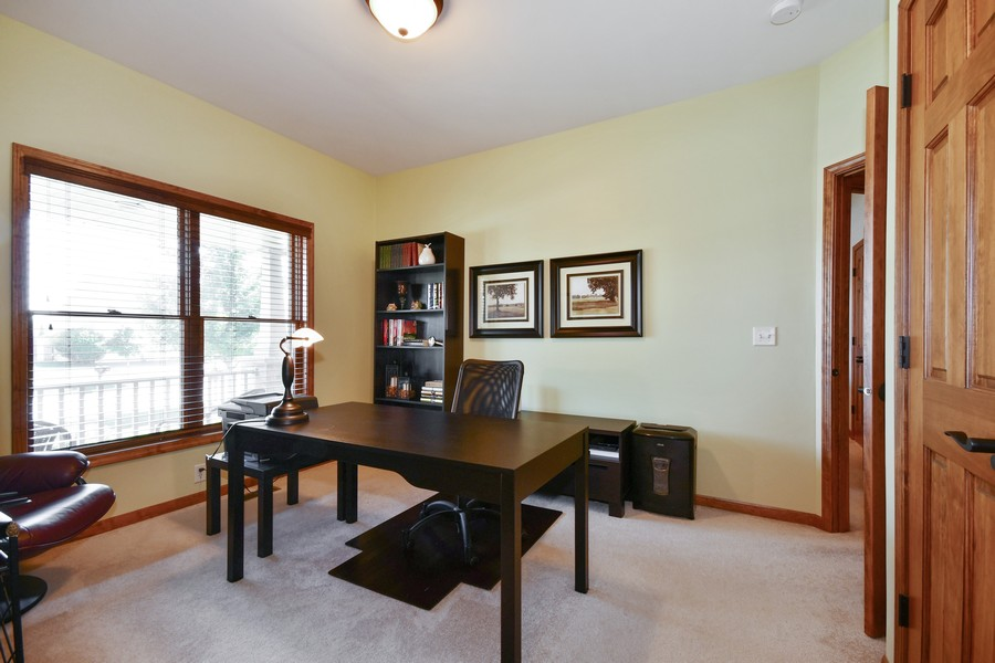Real Estate Photography - 00N678 King Drive, Geneva, IL, 60134 - 3rd Bedroom OR Office on 1st Floor