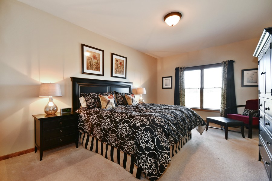 Real Estate Photography - 00N678 King Drive, Geneva, IL, 60134 - Master Bedroom