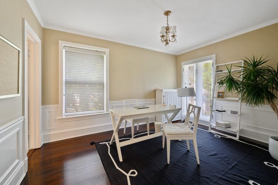 Real Estate Photography - 690 Elder, Winnetka, IL, 60091 - 3rd Bedroom