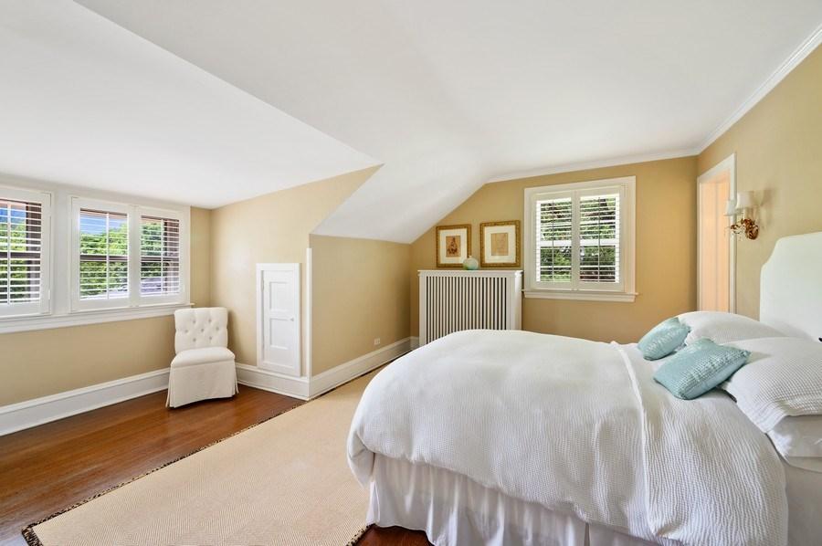 Real Estate Photography - 690 Elder, Winnetka, IL, 60091 - 5th bedroom