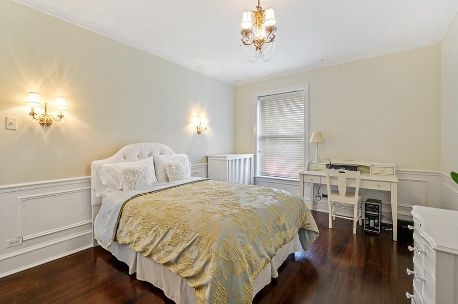 Real Estate Photography - 690 Elder, Winnetka, IL, 60091 - 4th bedroom