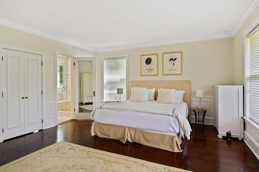 Real Estate Photography - 690 Elder, Winnetka, IL, 60091 - Master Bedroom