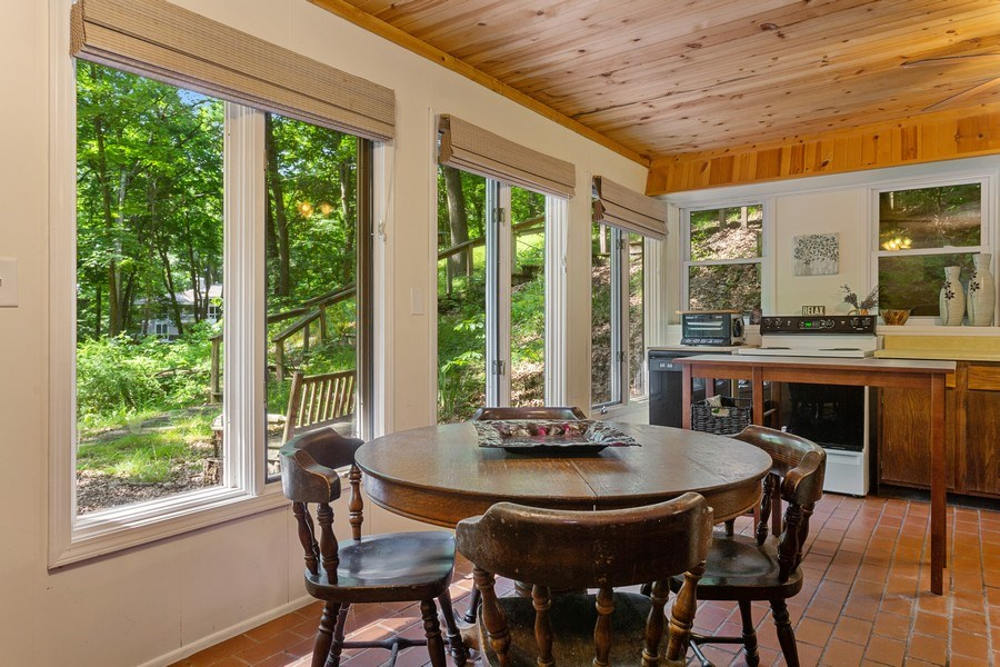 Real Estate Photography - 4534 Iler Dr, Bridgman, MI, 49106 - Dining Room