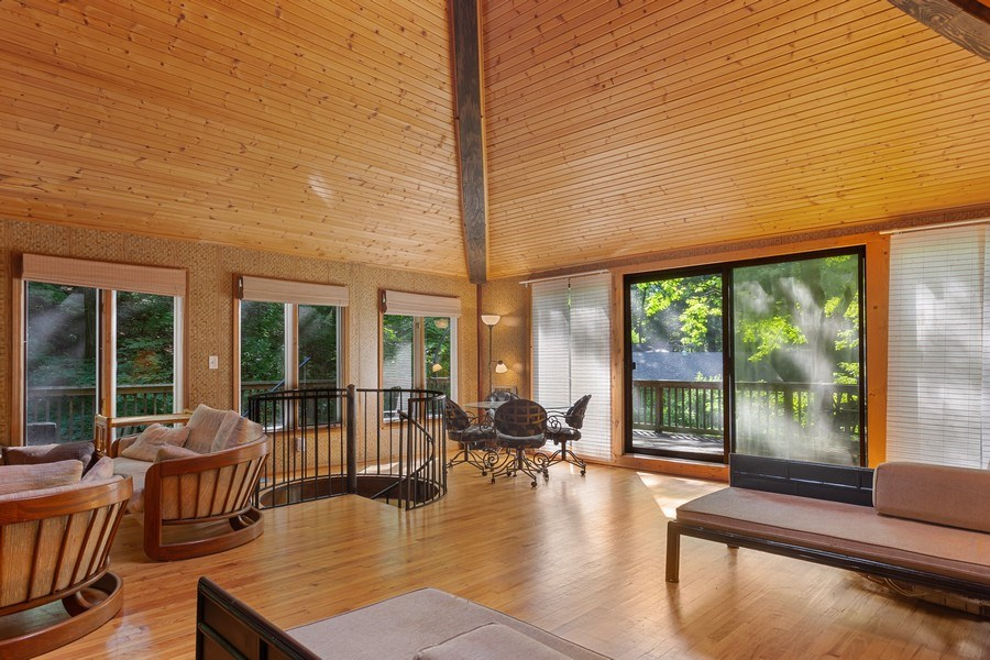 Real Estate Photography - 4534 Iler Dr, Bridgman, MI, 49106 - Family Room