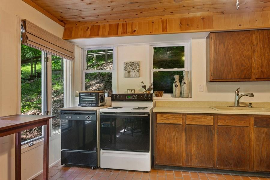 Real Estate Photography - 4534 Iler Dr, Bridgman, MI, 49106 - Kitchen