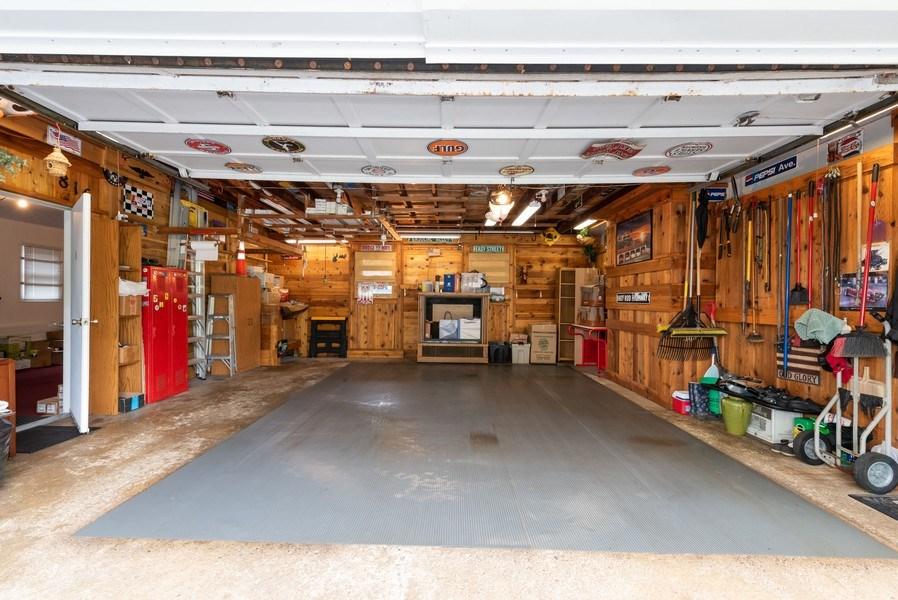 Real Estate Photography - 816 Sandra Ln., Fox River Grove, IL, 60021 - Garage